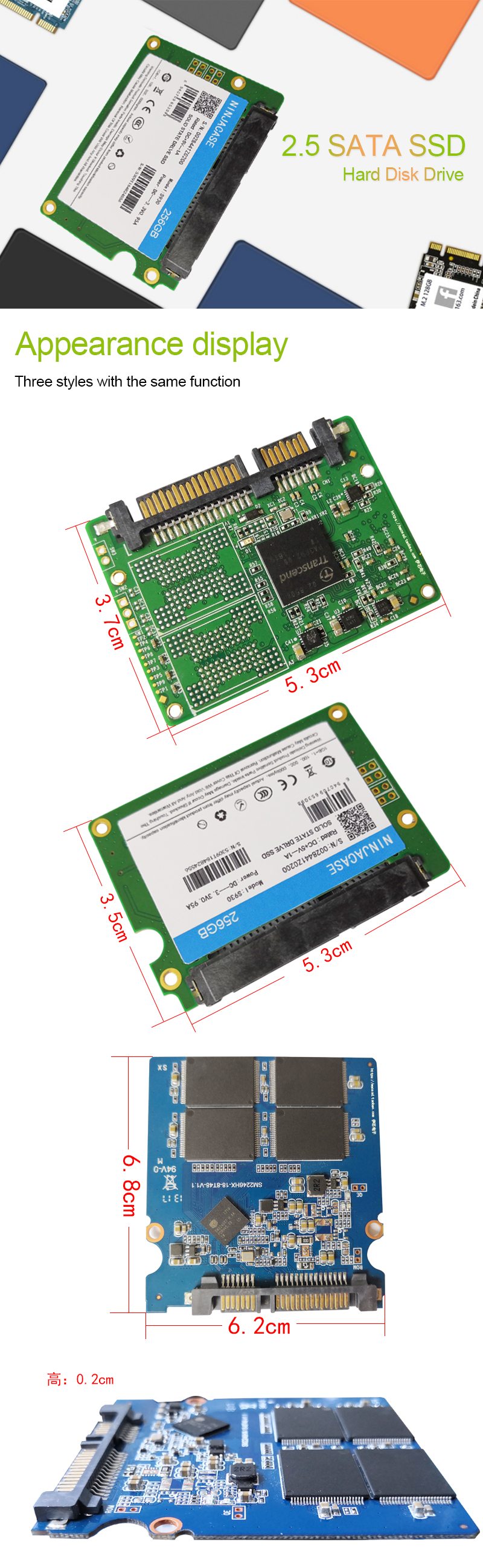 gb 512 gb 960 gb 1 tb