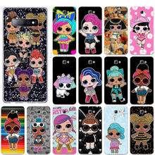 Lol dolls Hard Case fro Samsung Note S8 S9 S10 10 Plus 9 8 S10e S6 S7 Edge Cover(China)