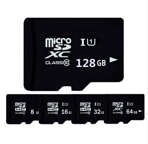 Micro SD Card 32GB UHS-1 16/32/128GB/256GB/512GB Class10 SD Card Flash Memory Card 64GB Micro SDHC/SDXC Tf Card For Camera/PC