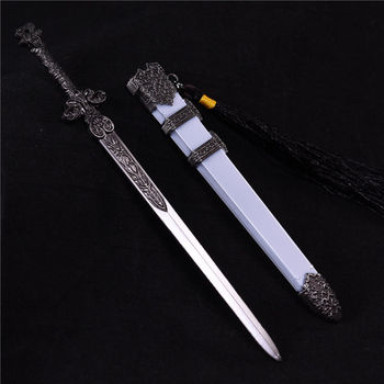 1/6 Scale Sword Scabbard Toy Ancient Weapon Model Toy For 12 inches Action Figure Figure Doll Accessory collectible 1 12 scale full set thor ragnarok action figure doll figure weapon model for fans holiday gifts