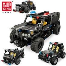 Technic Rc Auto Bouwstenen Afstandsbediening Race Model Suv Technologie Bouwen Modulaire Diy Bricks Speelgoed Voor Kinderen