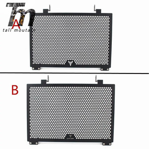Motorcycle CNC Accessories Radiator Guard Protector Grille Grill Cover For YAMAHA MT 09 MT-09 MT09 TRACER FZ09 FJ09 FZ 09