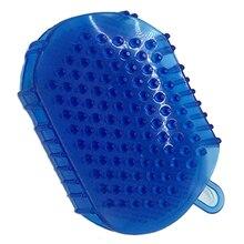 1 шт., мягкие силиконовые массажные скрабы, перчатки для пилинга тела, щетка для ванны, отшелушивающие перчатки, щетка для ног для ванны, щетка для тела