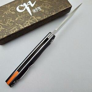 CH складной нож D2 лезвие CH3007 карманные ножи тактический Флиппер G10 Ручка Кемпинг Охота выживания Рыбалка фрукты EDC ручные инструменты