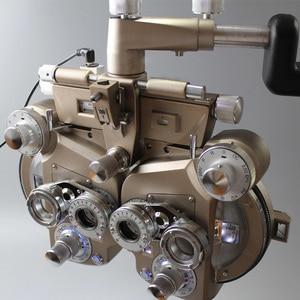 Image 2 - ML 600 Đèn LED Nhiều Màu Sắc Bằng Tay Phoropter Với Chất Lượng Cao