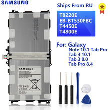 SAMSUNG Original Battery T8220E For Samsung Galaxy Note 10.1 Tab Pro P600 SM-T520 Tab 4 10.1 T530 Tab 3 8.0 T310 Tab Pro SM-T320 stylish pvc tpu back case screen guard for samsung galaxy tab pro 8 4 t320 deep pink