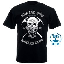 Khazad Dum Miners Club Mens T (China)