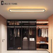Золотой черный готовый простой светодиодный потолочный светильник