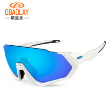 2018 New Products Flight Jacket Riding Sports Sunglasses Oo9