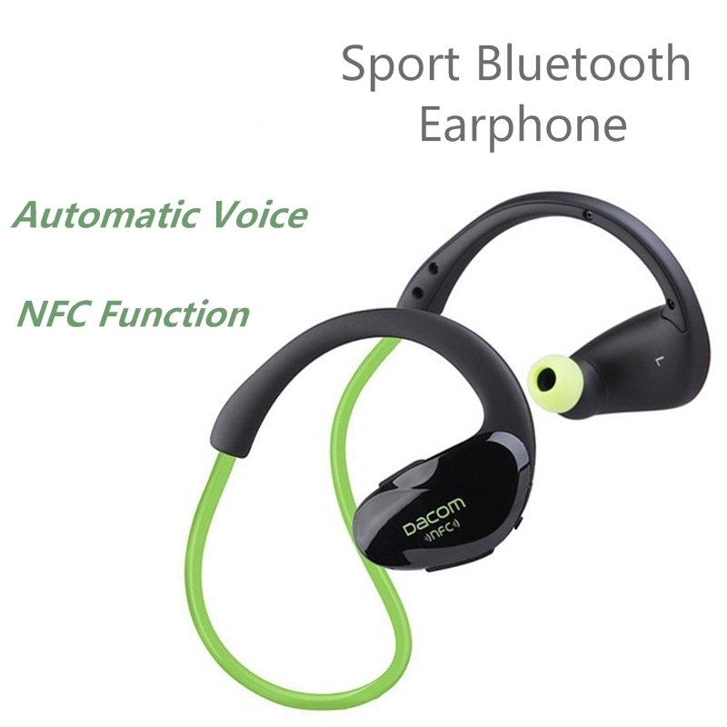 New <font><b>Bluetooth</b></font> <font><b>Earphone</b></font> Wireless In-Ear Sports Waterproof Binaural <font><b>Earphones</b></font> Support Voice Control,NFC Pairing,Noise Reduction image