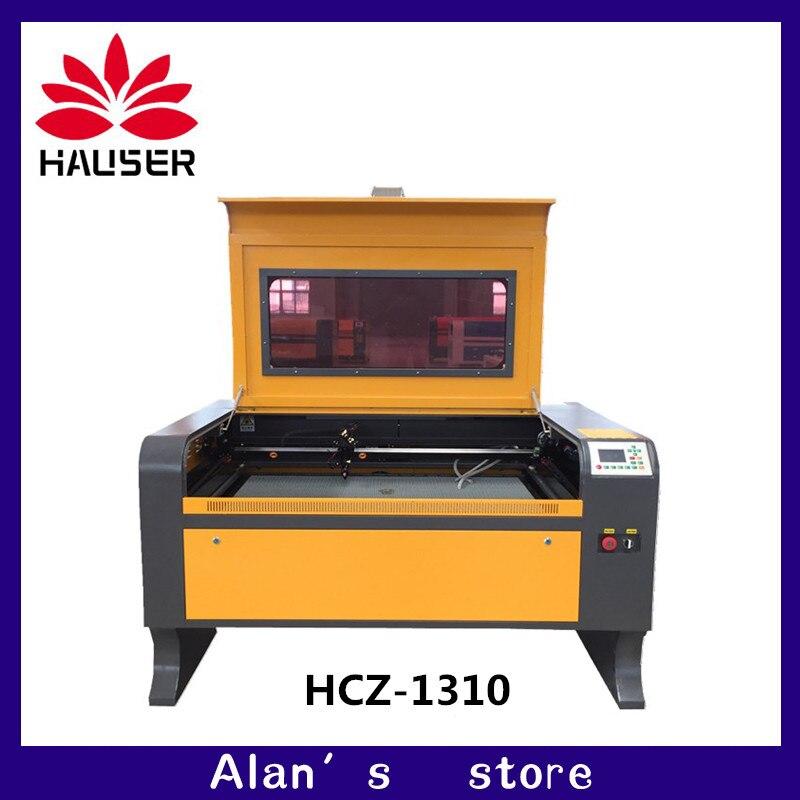 Machine de gravure laser haute puissance 1310 laser co2 100 w, machine de découpe laser, machine de marquage laser, taille de travail 1300*900mm