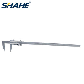 SHAHE 0.02 mm 600 mm Stainless Steel Vernier Calipers Measuring Tools Vernier Calipers Gauge