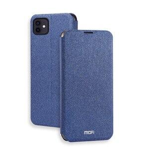 Image 5 - Housse MOFi pour iPhone 12 étui Pro housse en Silicone pour iPhone 12 Mini housse de luxe Silm pour iPhone 12 Pro coque Max
