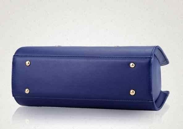 100% Donne Del cuoio Genuino borse 2019new sacchetto femminile della borsa borsa dolce signora styling borse di modo di Spalla Del Messaggero Della Borsa