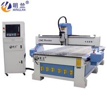 Ecnomical 1325 cnc router metal cutting engraving machine