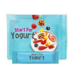 10g jogurt drożdże Starter naturalne 10 rodzajów probiotyków domu wykonane Lactobacillus X3UC|Fermentacja|Dom i ogród -
