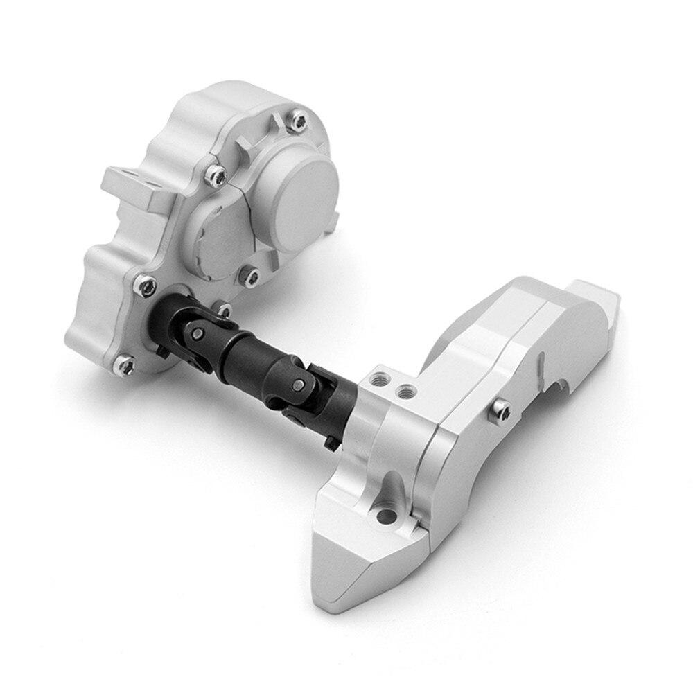 Aluminum Alloy CNC Front Transmission Gearbox Bracket Kit For TRAXXAS TRX6 TRX4 RC Car Parts Lightweight