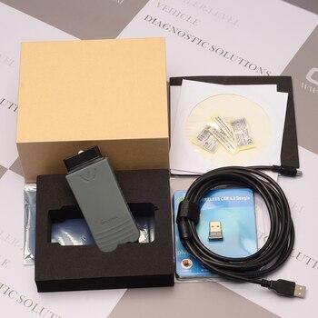 Carfix ODIS 5.1.6 Keygen VAS 5054A OKI Full Chip VAS 5054 Bluetooth VAS5054A for VAG OBD2 Car Diagnostic Tool недорого