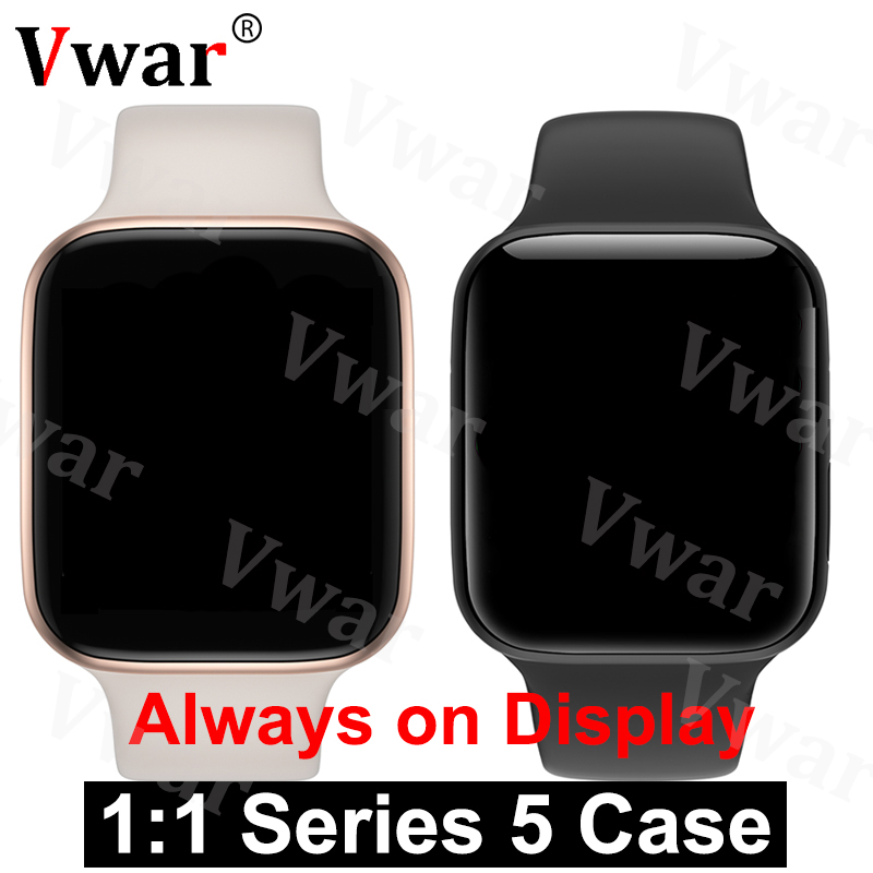 New IWO 13 lite Smartwatch 44mm 1:1 Series 5 for Apple IOS Android Phone IWO13 Smart watch men Women Waterproof Fitness Tracker|Smart Watches| |  - title=