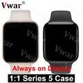 Nieuwe Iwo 13 Lite Smartwatch 44 Mm 1:1 Serie 5 Voor Apple Ios Android Telefoon IWO13 Smart Horloge Mannen Vrouwen waterdichte Fitness Tracker