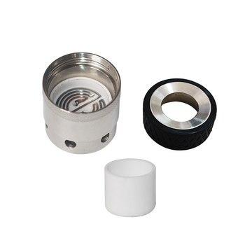 Greenlightvapes – Kit d'atomiseur G9 SOC, tête chauffante en céramique, pièce de remplacement d'élément