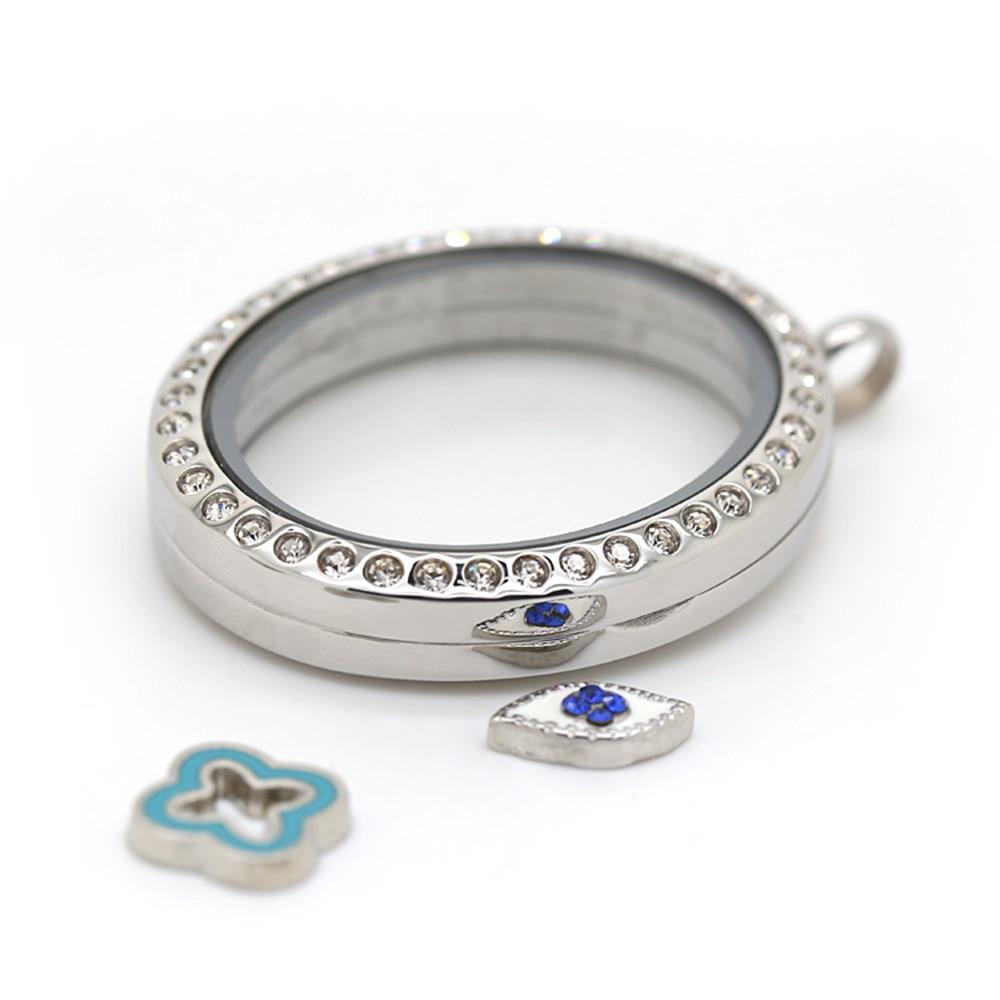 Locket Fashion Jewelry BOFEE