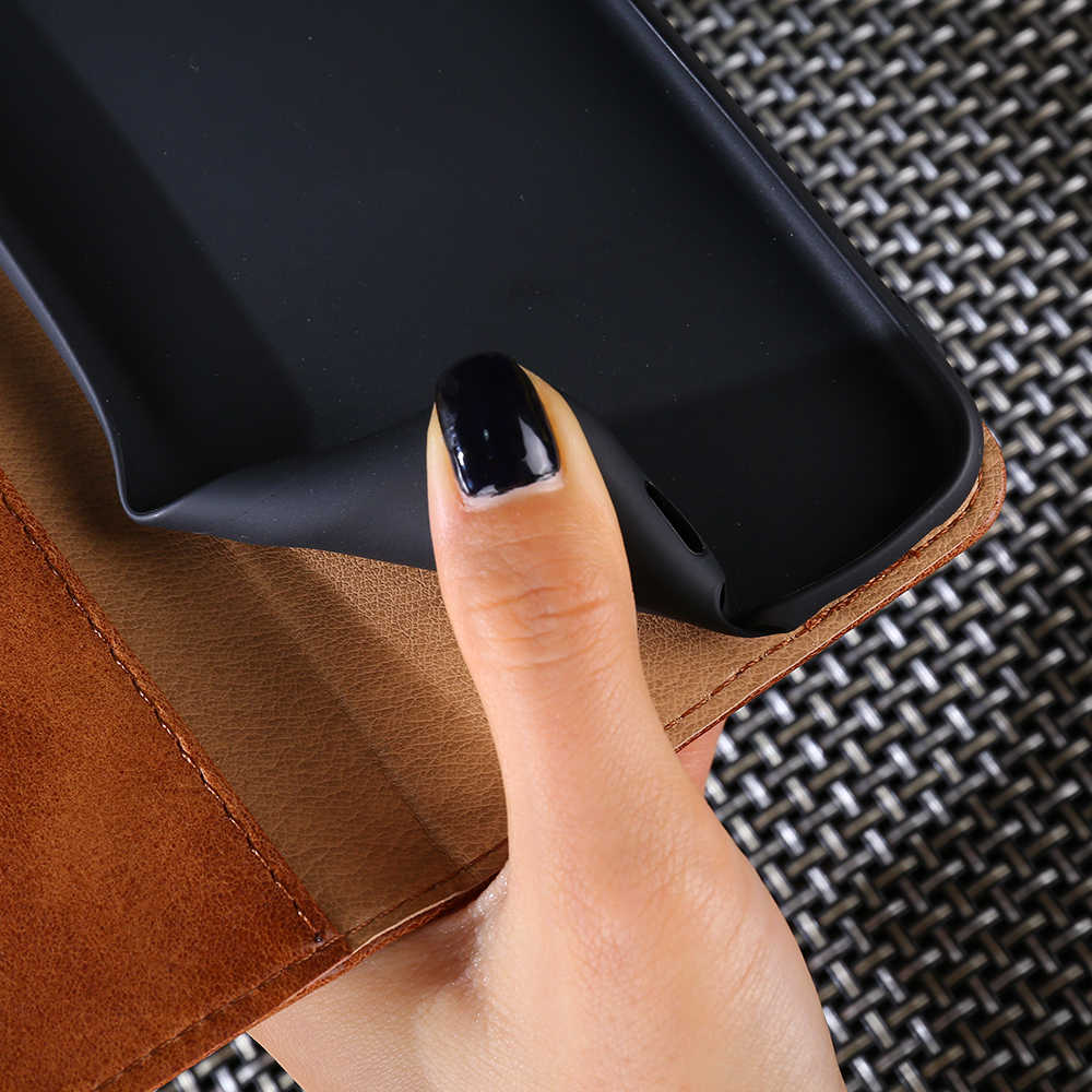 K'try 電話ケース Oneplus OnePlus 3 5 5T 6 6T OnePlus 7 7Pro 高級革財布カバー磁気キックスタンドファッションケース