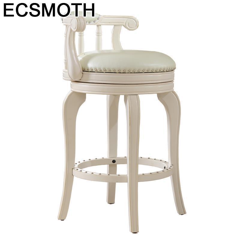 Banqueta Todos Tipos Stuhl Sedia Table Silla Comptoir Sandalyeler Leather Cadeira Tabouret De Moderne Stool Modern Bar Chair