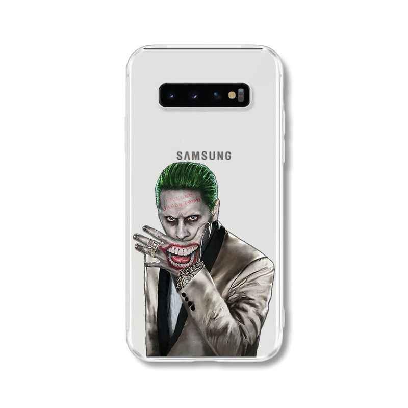 Yinuoda Harley Quinn Joker Luxus Qualität Telefon Fall für Samsung S10 S6 S6 rand S6edge Plus S7 S8 S9 Plus abdeckung