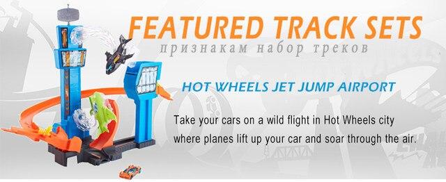 Hotwheels Airport Set