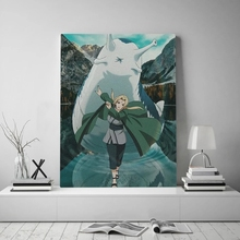 Modular Poster Pictures Naruto Home-Decoration Tsunade Canvas Paintings No-Frame Wall-Art