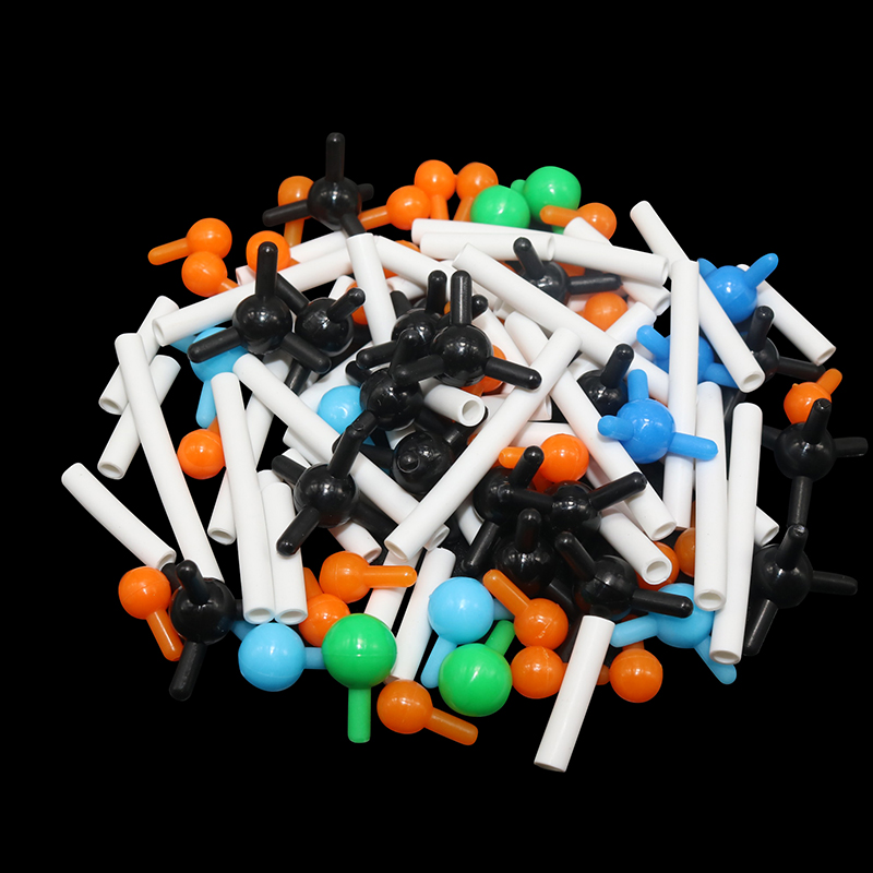 Micro Molecular Structure Molecular Model Kit General and Organic Chemistry for High School Learning Lab Teaching Research