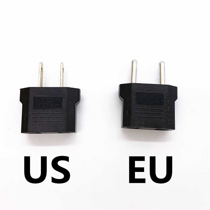 1PCS Europese US EU Plug Adapter Amerikaanse Japan China Ons EU Euro Travel Power Adapter Plug Stopcontact Converter socket