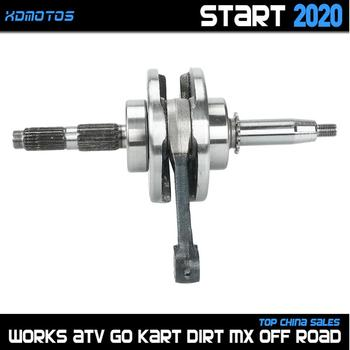 Cigüeñal LF140 de 140cc para motor lifan 140, 140cc, 1P55FMJ, motor de arranque Horizontal, piezas para bicicletas Dirt Pit