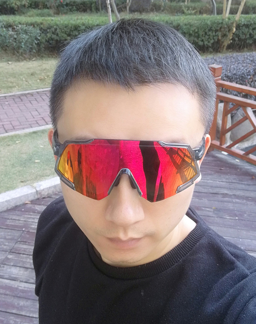 Goggles Polarized Cycling Sunglasses  5