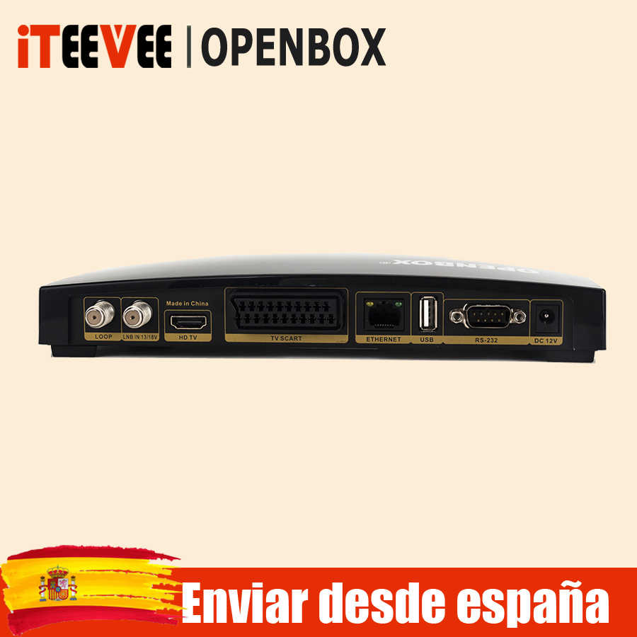 Openbox V8S Plus Smart Digitale Hd Freesat Pvr Satelliet Tv Ontvanger Dual Cpu 3G Youporn Cccamd Newcamd DVB-S2 dvb S2 Spanje