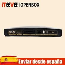 Openbox V8S plus Smart Digital HD Freesat PVR Satelliten TV Receiver Box Dual CPU 3G Youporn CCCAMD NEWCAMD DVB-S2 DVB S2 spanien