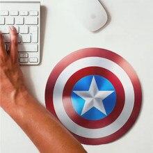 Marvel vingadores groot homem de ferro capitão américa spiderman anti-deslizamento de borracha durável computador mouse pad jogo tablet gamer mouse esteira