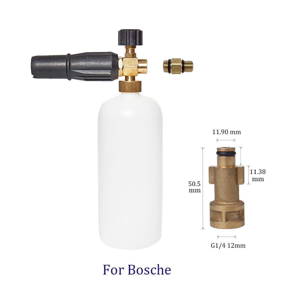 Snow Foam Lance,Foam Nozzle,For Bosche Old Model,High Pressure,Car Washer,Foam Generator,Foam Gun-in Water Gun & Snow Foam Lance from Automobiles & Motorcycles