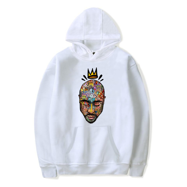 Tupac Hoodie 2