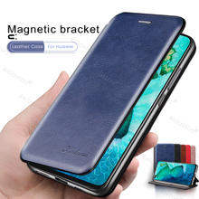 Honor View30 View30Pro Case Leather Flip Case for Huawei Hon