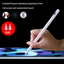 For Apple Pencil 1 2 Touch Pen For iPad 7th 8th 10.2 Pro 11 12.9 2020 2018 9.7 Air4 3 Mini 5 2019 Stylus Pen with Palm Rejeciton