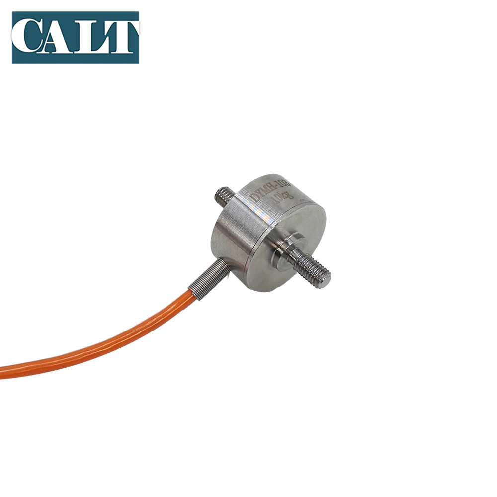 Micro Size Load Cell Weighing Scale 5 10 <font><b>20</b></font> 30 50 <font><b>100</b></font> 200 KG Kilo High Dynamic Response Frequency Pressure Load Cell DYMH-103 image