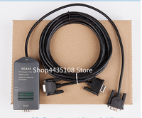 PC MPI+ Adapter For Siemens S7 300/400 PLC 6ES7972 0CA23 0XA0 Programming Cable S7 300 S7 400 RS232 To MPI Download Cable