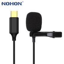 Microphone-Type Condenser-Studio Live-Stream Xiaomi Audio Lavalier Lapel Professional