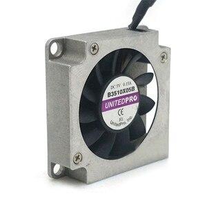 Image 2 - 2 pcs/4 pcs UNITEDPRO In Miniatura Ventilatori Ventole Scheda Principale di Raffreddamento Ventole B3510X05B 5V 0.15A 3.5 centimetri Lato dispositivo di raffreddamento