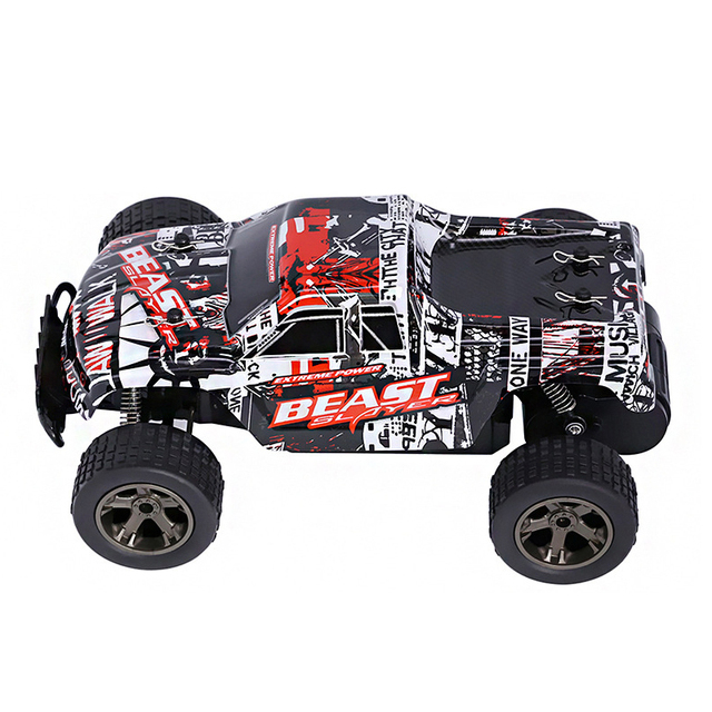 RC Cars Radio Control 2.4G 4CH rock car Buggy Off-Road Trucks Toys For Children High Speed Climbing Mini rc Rc Drift driving Car 6