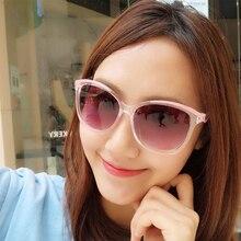 10 Pcs/lot new 2019 fashion women outdoor street sunglasses UV 400 casual cute 6