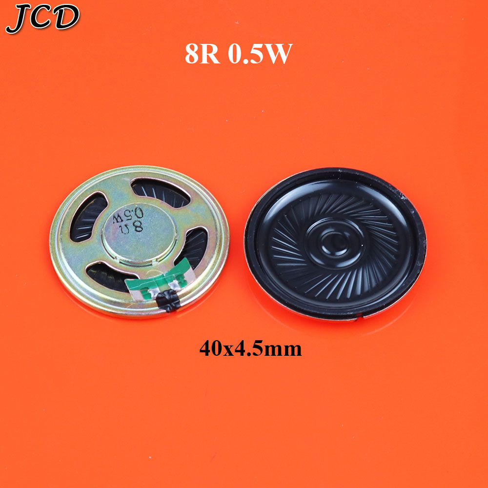 Купить jcd 8r 05 вт 8 ом круглый динамик громкий зуммер кольцо диаметр