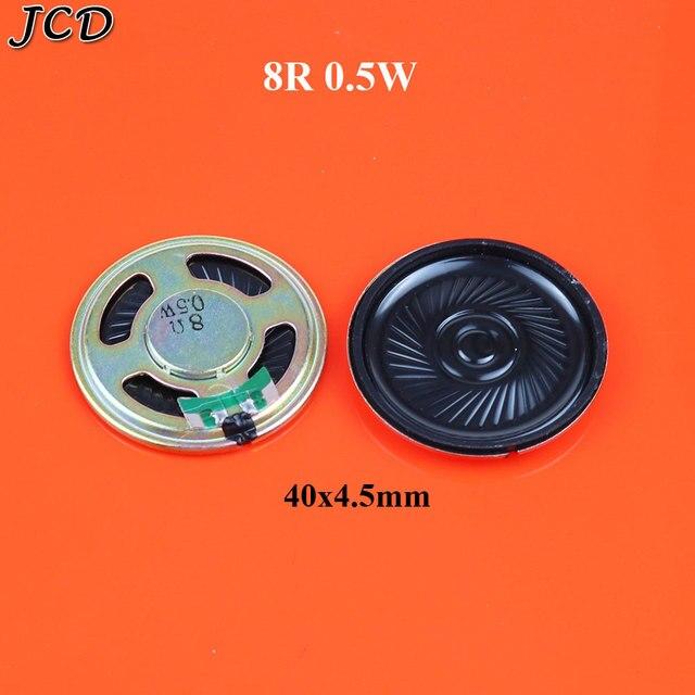 Купить jcd 8r 05 вт 8 ом круглый динамик громкий зуммер кольцо диаметр картинки